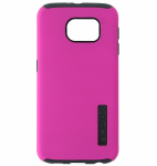 Incipio DualPro Shock Absorbing Case for Samsung Galaxy S6 - Pink/Charcoal