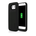 Incipio Technologies offGRID 3700mAh Battery Case for Samsung Galaxy S6/Edge (Black) - SA-670-BLK