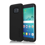 Incipio DualPro Case for Samsung Galaxy S7 Edge - Black/Black - SA-745-BLK