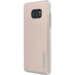 Incipio DualPro Shine Case for Samsung Galaxy Note 7 - Light Rose Gold/Gray
