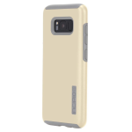 Incipio DualPro Case for Samsung Galaxy S8+ - Champagne/Gray