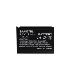 Technocel Lithium Ion Standard Battery for Samsung Access A827, Eternity A867, Ace i325, BlackJack i607