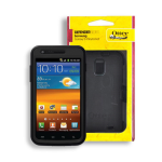 Otterbox Defender Case for Samsung Galaxy S II Skyrocket SGH-I727 - Black