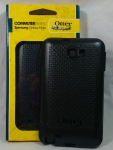 OtterBox Commuter Case for Samsung Note SGH-I717 - Black