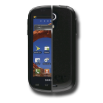 OtterBox Commuter Case for Samsung Epic 4G D700 (Black)