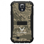 SAMSUNG GALAXY S4 TRIDENT CYCLOPS SERIES CASE - US AIR FORCE CAMO
