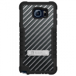 SAMSUNG GALAXY NOTE 5 BEYOND CELL TRI SHIELD CASE - CARBON FIBER