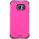 Samsung Galaxy S7 TekYa Capella Series Case - Hot Pink/Black