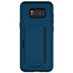 SAMSUNG GALAXY S8+ INCIPIO STOWAWAY SERIES CASE - DEEP NAVY