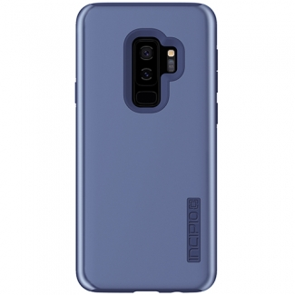 UPC 191058061638 product image for Samsung Galaxy S9+ Incipio Dualpro Series Case - Iridenscent Light Blue | upcitemdb.com