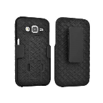 Verizon Kickstand Shell Holster Combo for Samsung Galaxy Core Prime G360