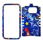 Rocker Snap-On Snap On Case for Samsung Galaxy S7-Star Design