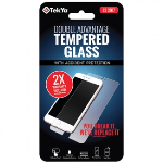 SAMSUNG GALAXY J3 2017 TEKYA DOUBLE ADVANTAGE SCREEN PROTECTOR - TEMPERED GLASS