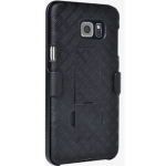Verizon Shell Holster Case Combo with Kickstand for Samsung Galaxy Note 5 - Black