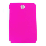 Unlimited Cellular Hybrid Fit On Case for Samsung Galaxy Note 8.0 (Fluorescent Solid Rich Hot Pink)