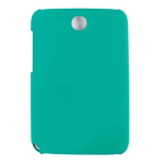 Unlimited Cellular Hybrid Fit On Case for Samsung Galaxy Note 8.0 (Leather Finish Emerald Green)