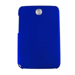 Unlimited Cellular Hybrid Fit On Case for Samsung Galaxy Note 8.0 (Honey Blue, Leather Finish)