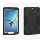 Verizon Rugged Case for Samsung Galaxy Tab S2 - Black