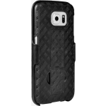 Verizon Shell Holster Case Combo with Kickstand for Samsung Galaxy S6 - Black
