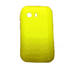 Quality One Wireless Anti Skid Slim Gel Case for Samsung Galaxy Y S5360 - Green