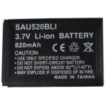 Alltel Samsung U520 Standard Battery - 820 mAh (Bulk Packaging)