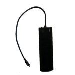 Unlimited Cellular Universal Micro USB Battery Extender for Amazon Kindle 2 and Kindle DX (Black) - SC-M9B