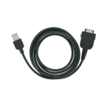 Unlimited Cellular Sync Charging USB Cable for Acer N30,N50 Pda Pocket Pc - Black