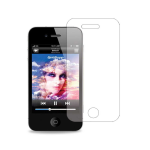 Reiko - 2 Pieces Screen Protector for Apple iPhone 4S