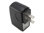 Kyocera Universal Wall Charger Single USB Port 5V - 1500mA - Black