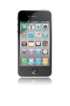 Ventev Anti-Glare Screen Protectors for Apple iPhone 4S - Clear