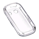 Unlimited Cellular Snap-On Case for Samsung Seek SPH-M350 (Clear)