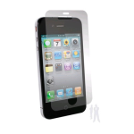 BodyGuardz UltraTough ScreenGuardz for Apple iPhone 4s/4 (GSM)/4 (CD MA) - Clear