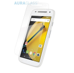 BodyGuardz ScreenGuardz AuraGlass Screen Protector for Moto E (2nd Gen.)