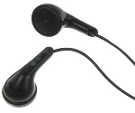 LG Black In-Ear Only Headset