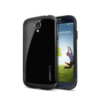 Spigen SGP Slim Armor Case for Samsung Galaxy S4 (Black)