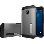 Spigen Slim Armor Case for HTC One M9 - Gunmetal Gray