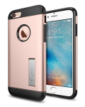 Spigen Slim Armor Case for Apple iPhone 6s/6 - Rose Gold
