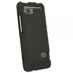Wireless Xcessories Silicone Skin Case for HTC Vivid - Black