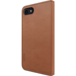 Skech Polo Book Wallet Case and Stand for iPhone 8, iPhone 7, 6s - Brown
