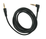Motorola SKN6393A 3.5mm to 3.5mm 5' Auxiliary Cable for Apple iPhone 4/4S, iPad 3/2/1, Android, Car Kits