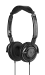 Skullcandy - Lowrider Headphones with In-Line Mic - Black (S5LWCY-033)