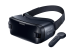 Samsung Gear VR Virtual Reality Headset with Controller for Galaxy S8, S8+, S7, S6, Note5  (2017 Edition)