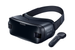 Samsung Gear VR Virtual Reality Headset with Controller for Galaxy Note 8, GS8s, GS7s, Note 5, GS6s (2017 Edition)