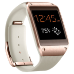 Samsung Galaxy Gear Smartwatch (Rose Gold) - SM-V7000WDAXAR