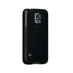 Verizon High Gloss Silicone Cover for Samsung Galaxy S5 - Black