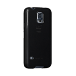 Verizon High Gloss Silicone Case for Samsung Galaxy S5 - Black