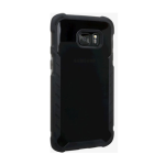 Verizon Matte Silicone Case for Samsung Galaxy S7 Edge (Black)