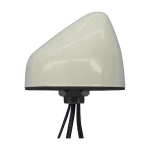 Mobile Mark  Inc. 800-2.7/2.4-2.5/4.9-6.0/GPS Antenna  TNC/TNC/SMA