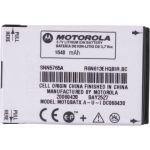 OEM Motorola Extended Lithium Ion Battery for i880/ i885/ ic902/ W315/ W385