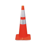 3M Products 28 inch Orange Reflective Traffic Safety Cone